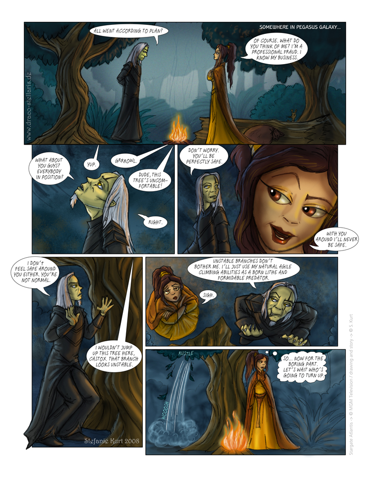 Hive 53 – Chapter 2 – Page 1