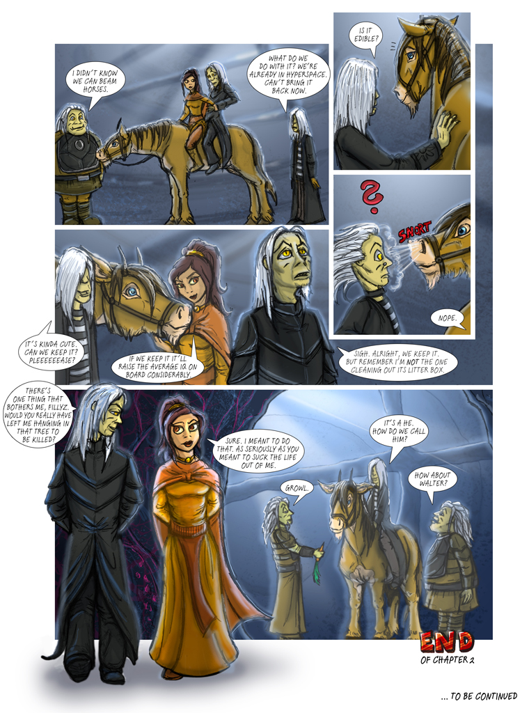 Hive 53 – Chapter 2 – Page 15