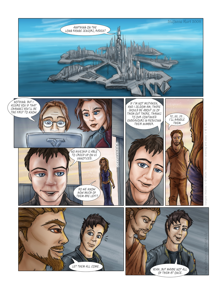 Hive 53 – Chapter 1 – Page 1