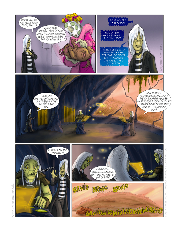 Hive 53 – Chapter 1 – Page 9