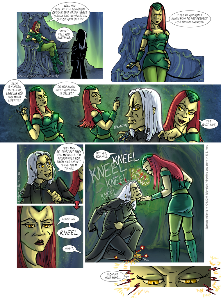 Hive 53 – Chapter 3 – Page 16