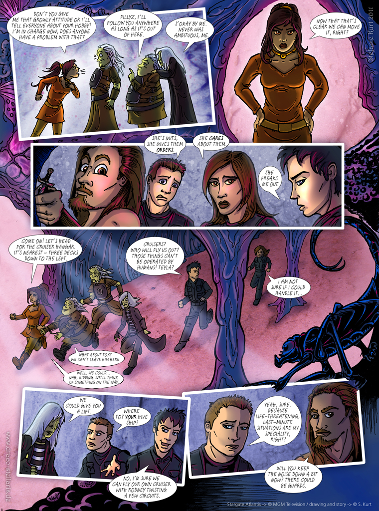 Hive 53 – Chapter 3 – Page 20