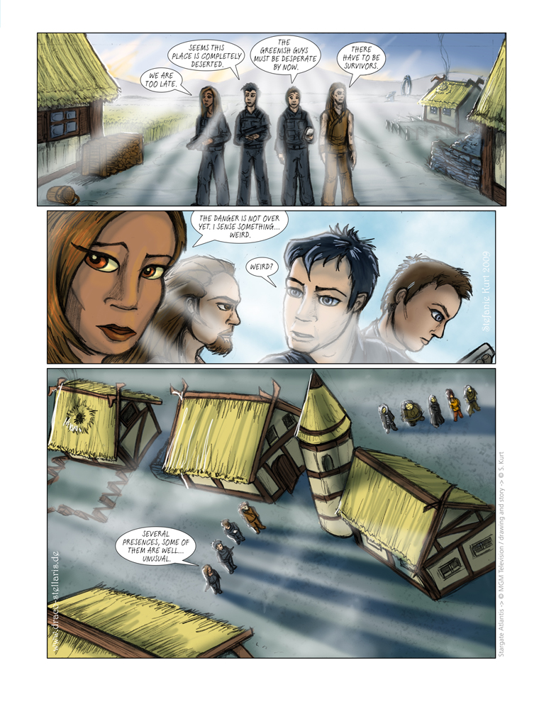 Hive 53 – Chapter 3 – Page 1