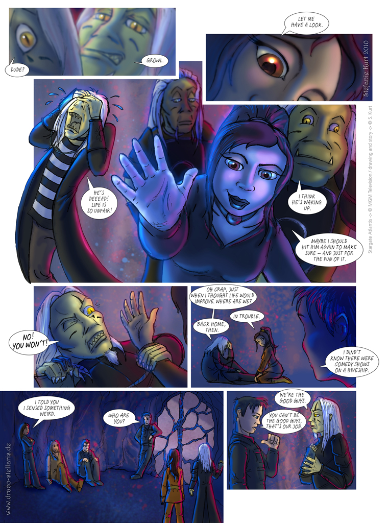 Hive 53 – Chapter 3 – Page 10