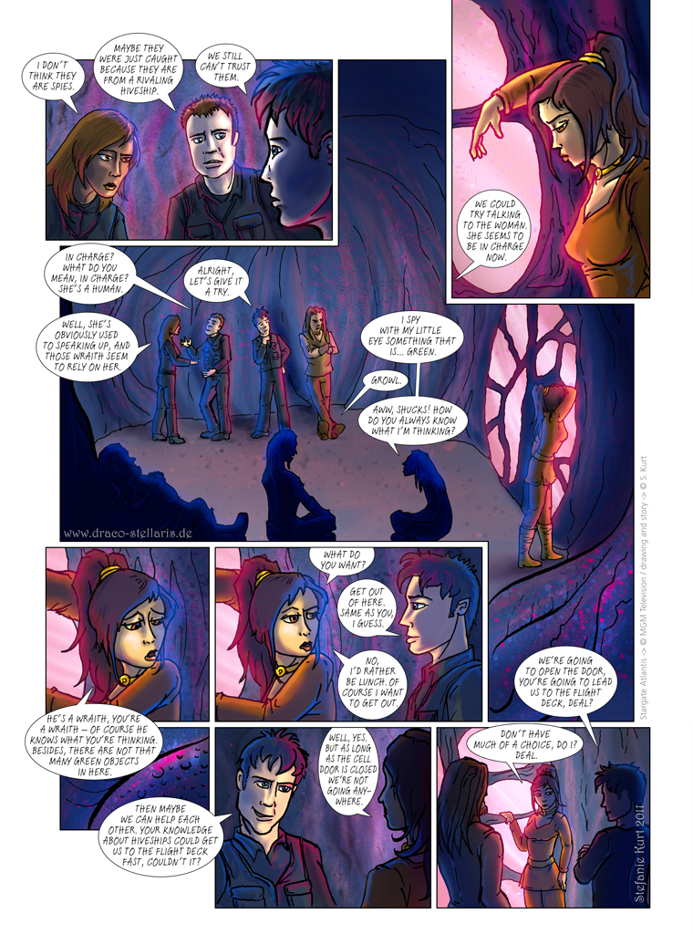 Hive 53 – Chapter 3 – Page 15