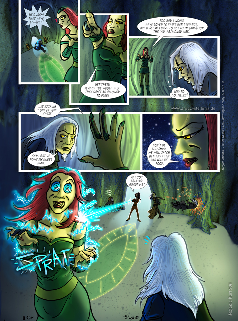 Hive 53 – Chapter 3 – Page 22
