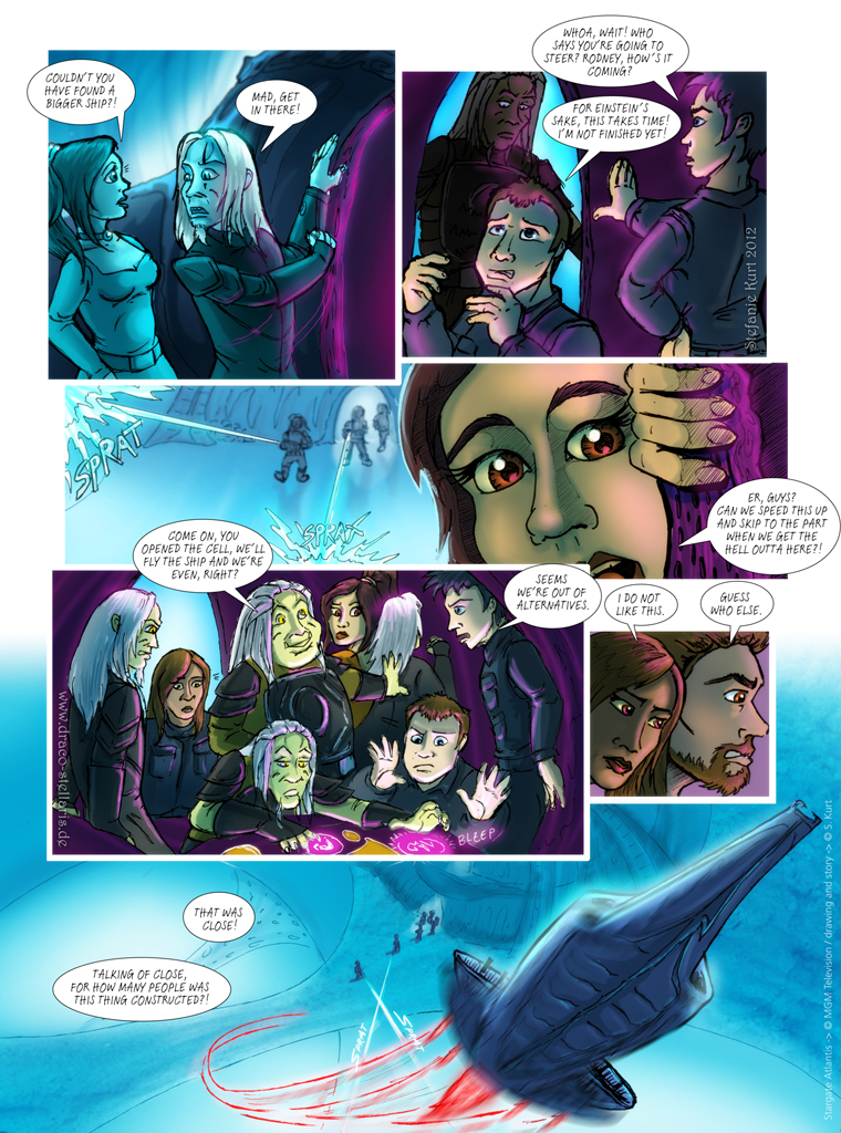 Hive 53 – Chapter 3 – Page 26