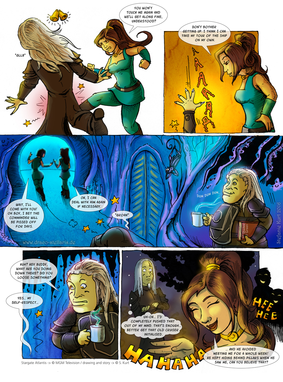 Hive 53 – Chapter 4 – Page 21