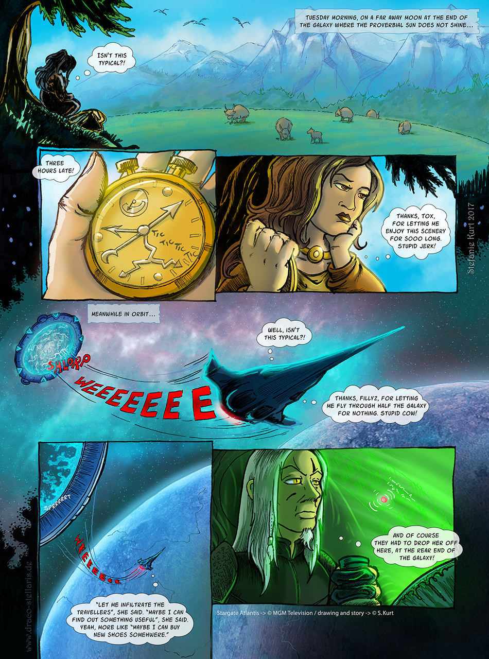 Hive 53 – Chapter 5 – Page 1