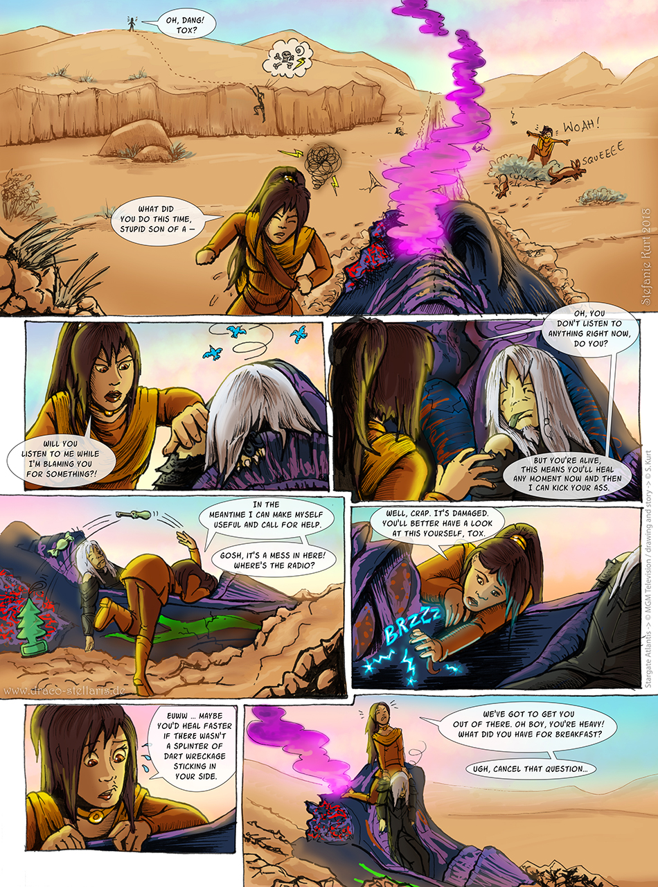 Hive 53 – Chapter 5 – Page 7
