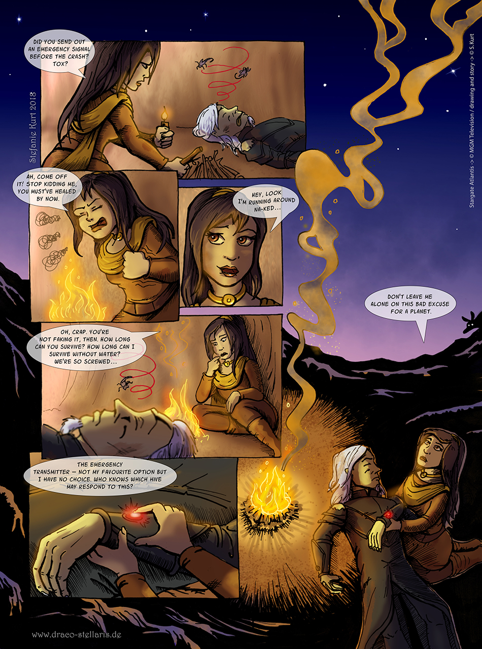 Hive 53 – Chapter 5 – Page 9