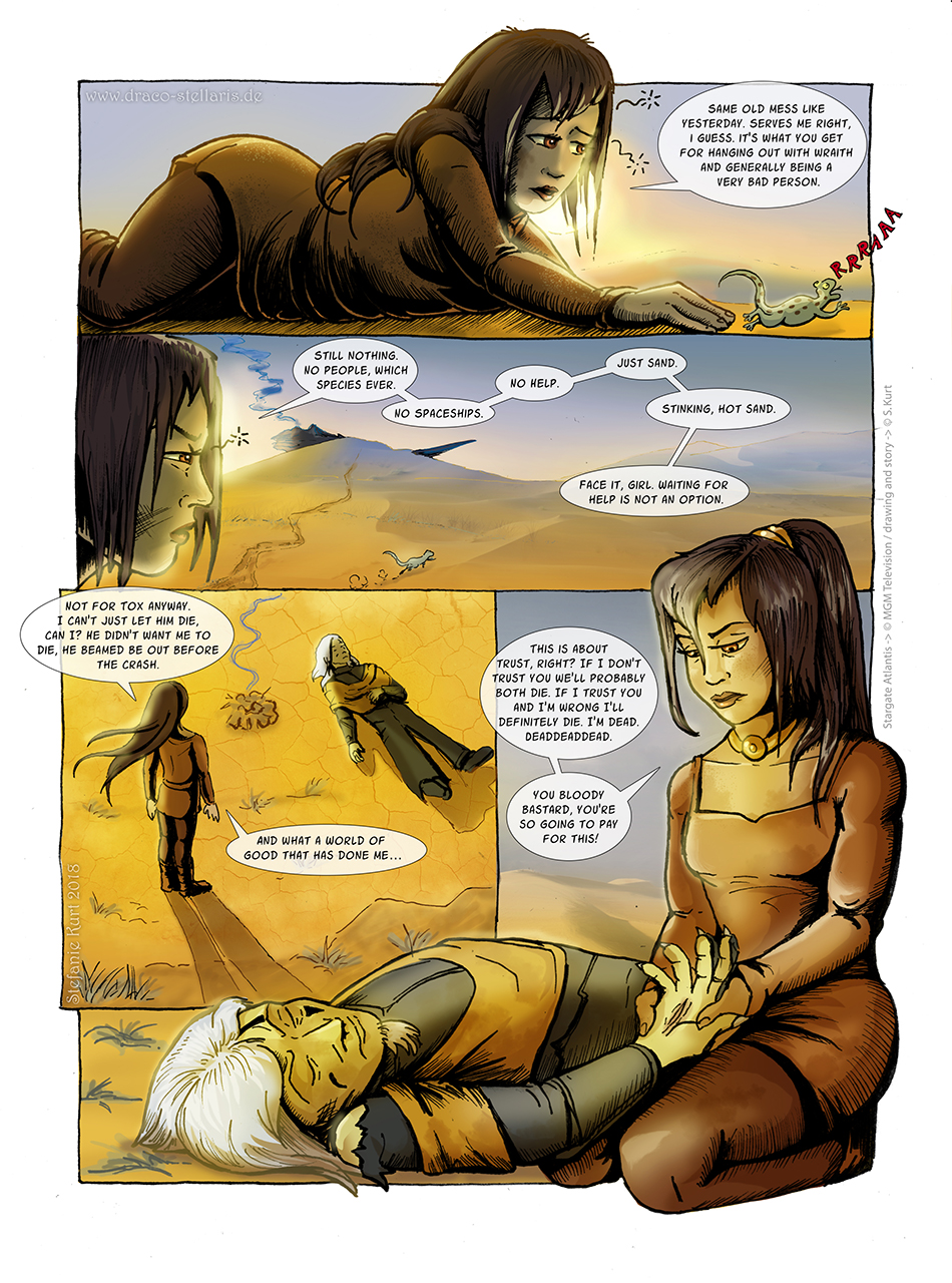 Hive 53 – Chapter 5 – Page 11