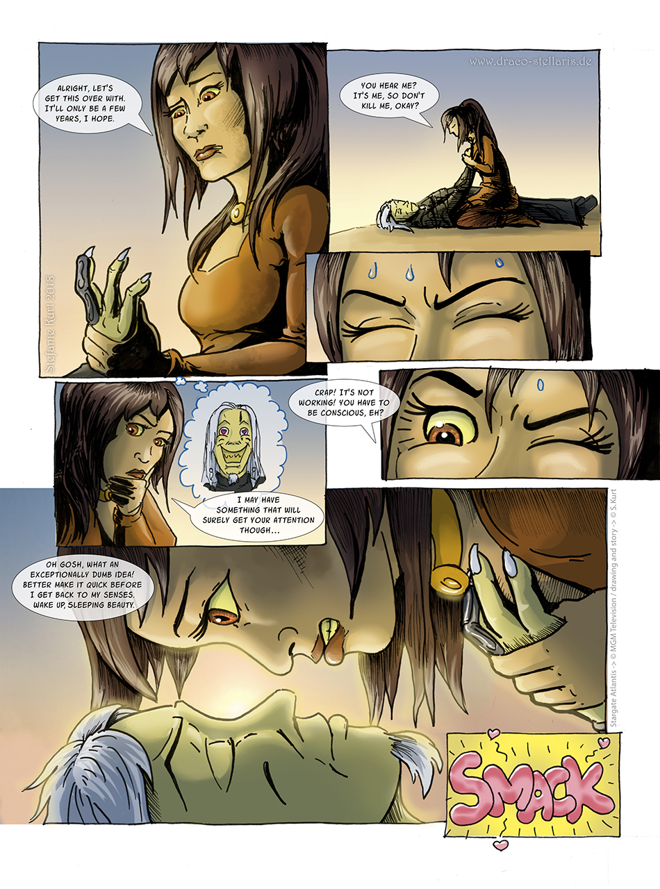 Hive 53 – Chapter 5 – Page 13